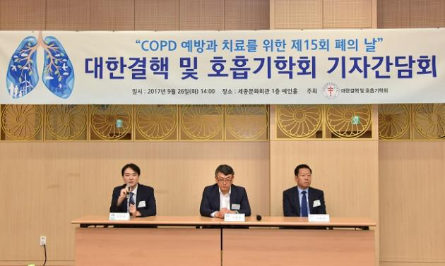 Social, economic cost of COPD reaches ₩1.4 trillion a year