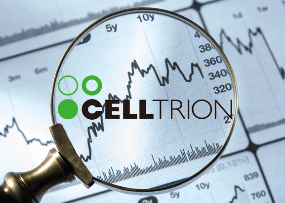 Celltrion rises high in Korean stock market