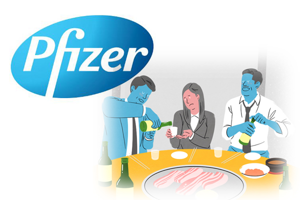 Sexual scandal at Pfizer Korea belatedly uncovered