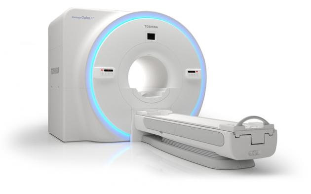 Toshiba Medical introduces new MRI device