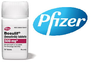 Pfizer gets nod for Gleevec-topping leukemia drug