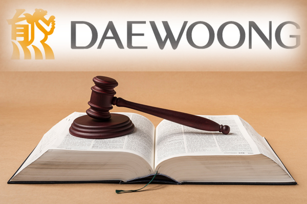 Daewoong embroiled in multiple lawsuits