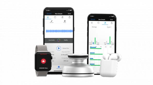 M3DICINE unveils AI-enabled stethoscope system