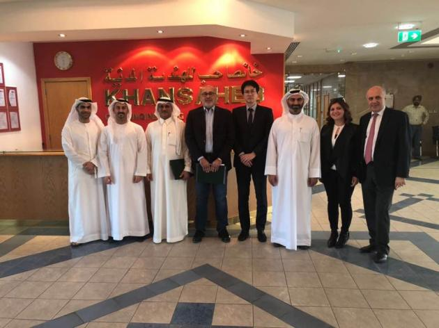 SNUBH exports its hospital information system to Dubai