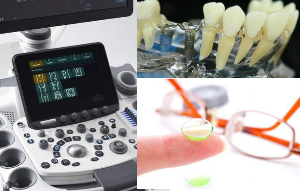 Dental implants drove up output growth of medical devices in 2017
