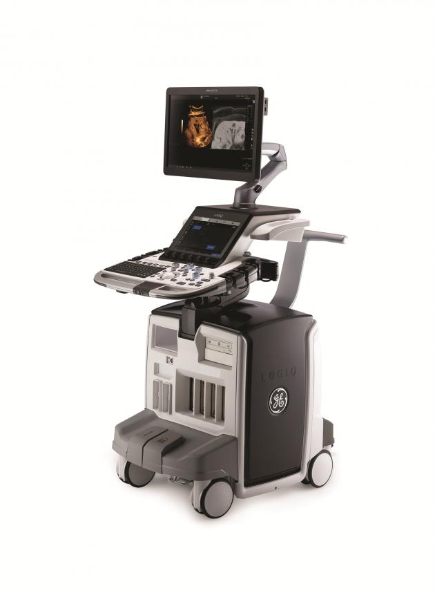 GE Healthcare launches high-end radiology ultrasound system