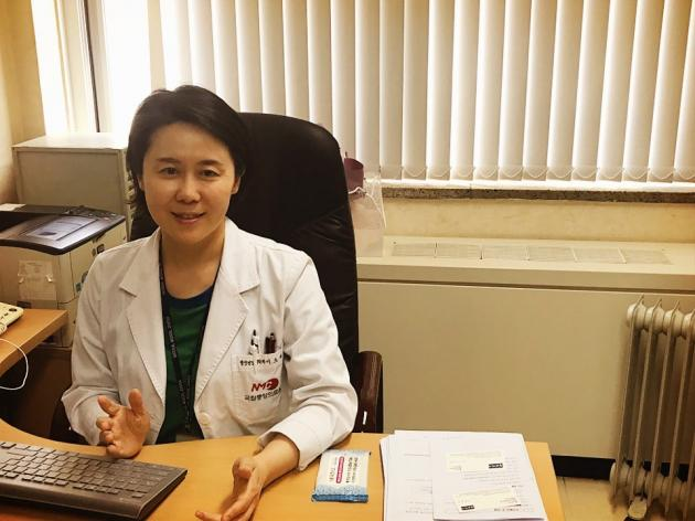 What is S. Korean healthcare like for defectors from North?