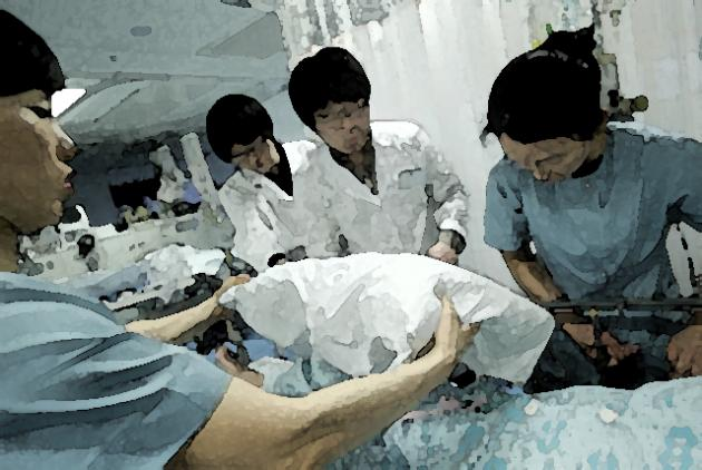 Medical students suffer frequent abuse during hospital training
