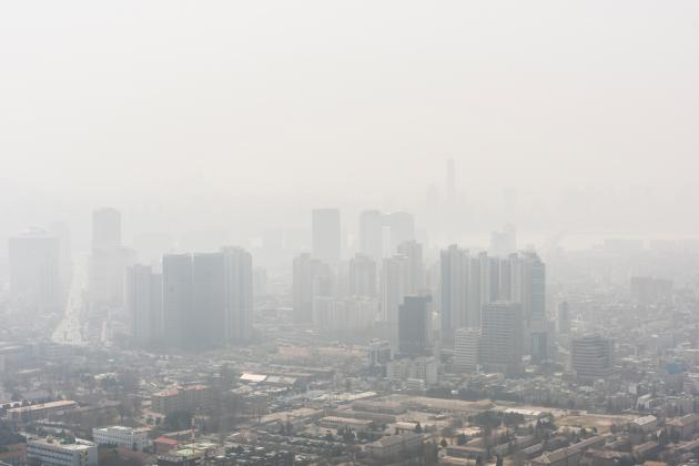 'Fine dust more likely to cause stroke than lung disease'