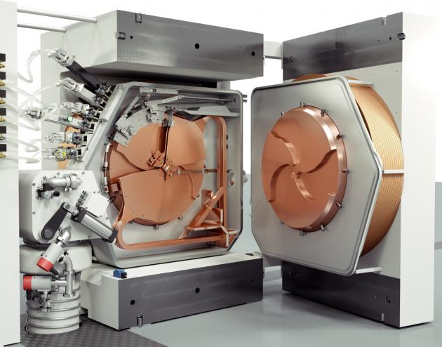 GE Healthcare installs 400th cyclotron in Korea