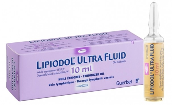 Government agrees to raise Lipiodol price