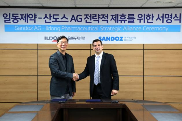 Ildong, Sandoz to ally in Asia-Pacific