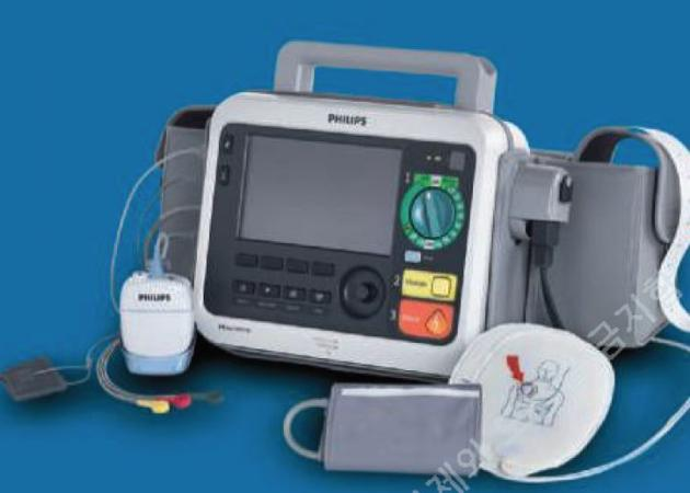 Philips reports reboot error in defibrillators
