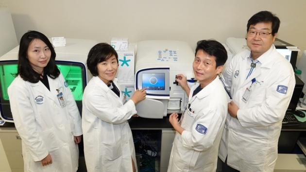 St. Mary's Hospital establishes Asia's largest genetic testing panel