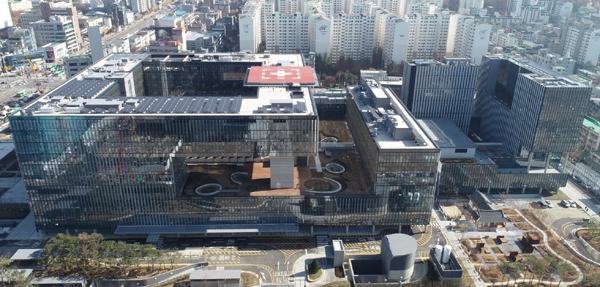 New hospital of Ewha Womans University starts service in February
