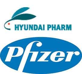 Hyundai Pharm files complaint against Pfizer