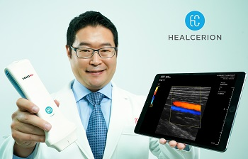 Healcerion's wireless ultrasound Sonon sold out in Japan