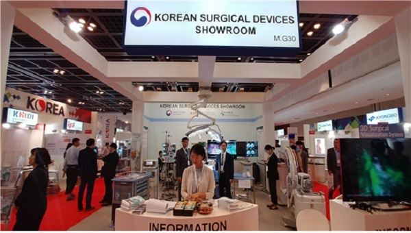 Korean firms ink $232 million surgical device export deals in Dubai