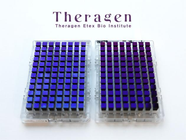 Theragen commercializes customized genetic analysis chip