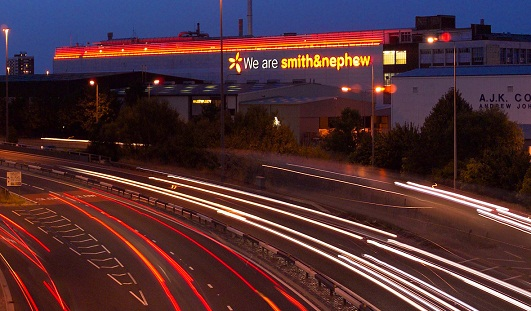 Regulators fine Smith & Nephew for providing rebates