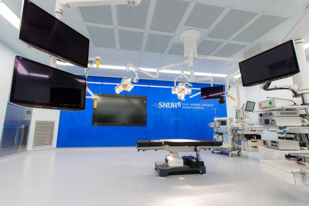 SNUBH implements smart surgical system
