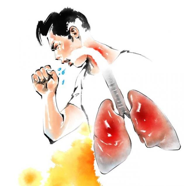17% of hospital workers confirmed with latent tuberculosis