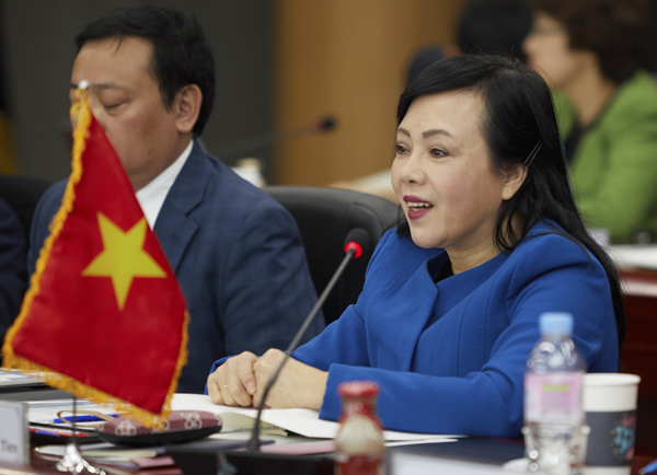 Vietnam eager to learn from Korean health insurance system