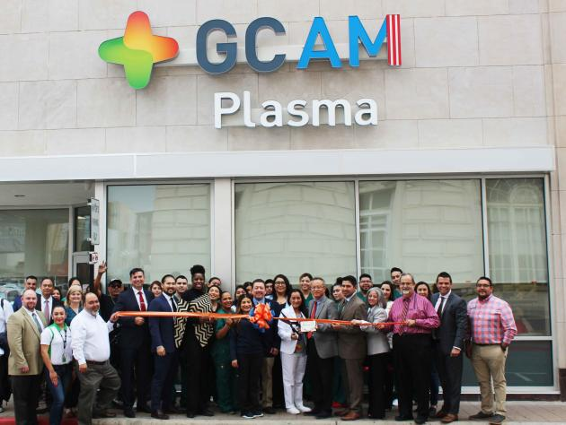 GC's US branch opens new plasma collection centers