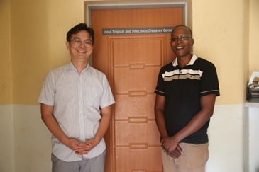 Noul sets up research center in Malawi