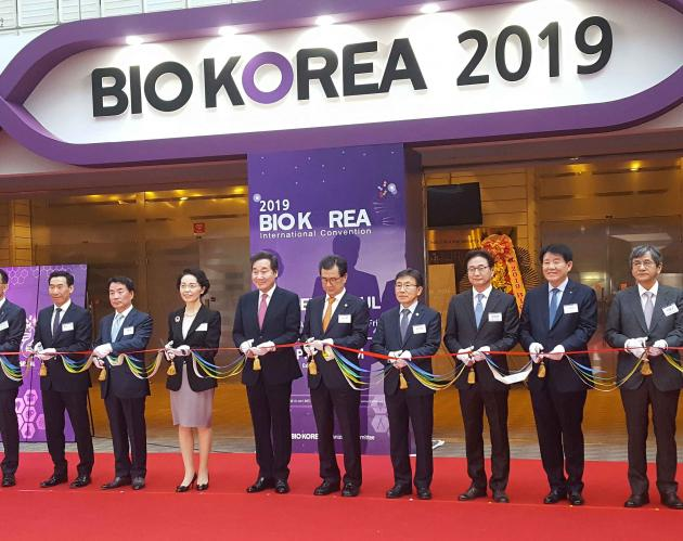 BIO KOREA 2019 aims to lead open innovation