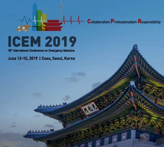 ICEM 2019 to draw over 2,000 emergency medicine experts to Seoul