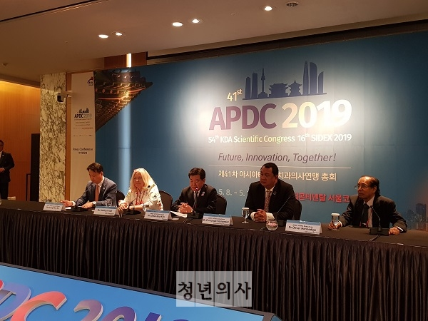 Asia-Pacific dentists meet in Seoul