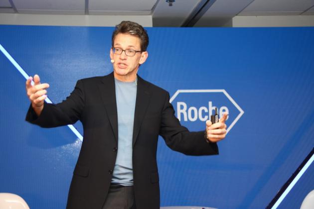 ASCO 2019]Roche CEO unveils his company's future direction at ASCO