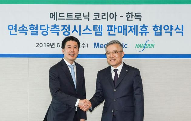 Handok to market Medtronic's continuous glucose monitoring device