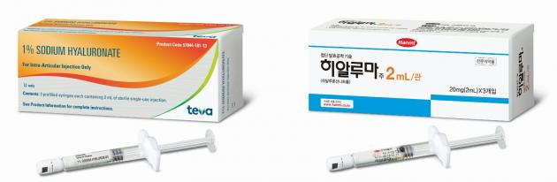 Hanmi launches osteoarthritis injection in US