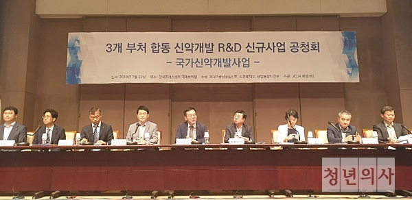 Korea to set aside ₩3.5 trillion to support new drug development