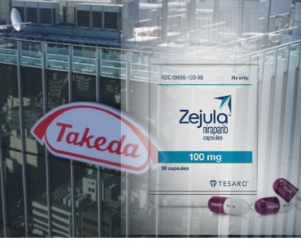 Takeda's Zejula poised to change local ovarian cancer treatment market