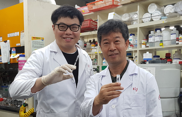Injectable hydrogels developed to raise stem cell survival rate