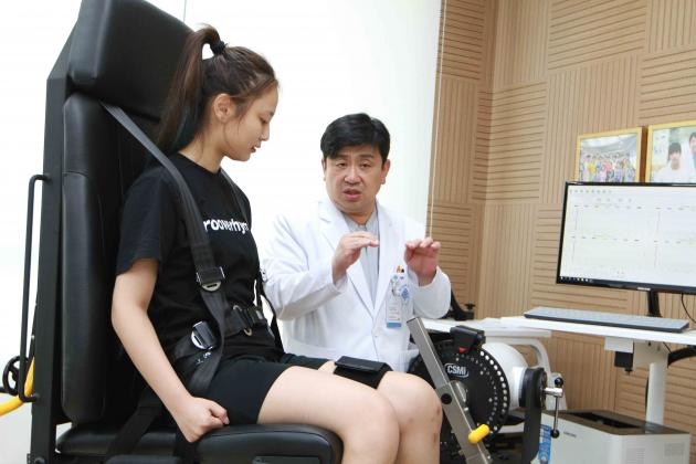 'Myongji Hospital to change concept of sports medicine in Korea'