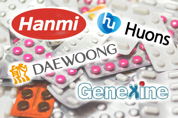 Hanmi, Daewoong among 20 innovative top-tier drugmakers in Asia Pacific