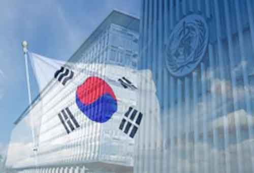 Korea to serve as WHO's executive country