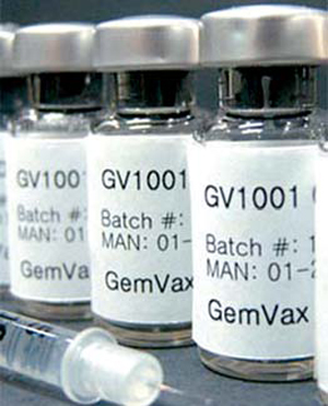 Gemvax & Kael's GV1001 shows efficacy as prostate cancer treatment