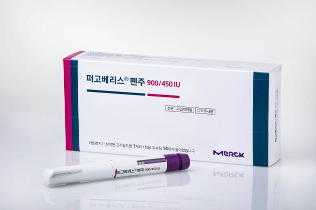Merck Biopharma Korea launches infertility treatment Pergoveris Pen