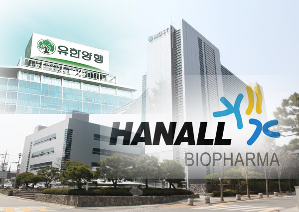 Yuhan, Dong-A, HanAll see Q3 earnings jump on licensing-out deals