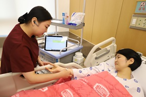 Eunpyeong St. Mary's Hospital adopts AI nursing documentation