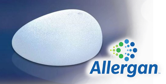 2nd rare cancer reported in Korea regarding Allergan's breast implant