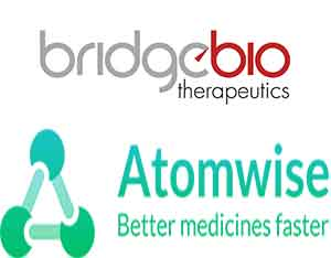 Bridge Biotherapeutics, Atomwise to develop new drugs using AI