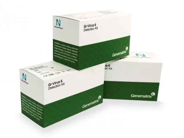 Regulator OKs Genematrix's acute enteritis detection kit