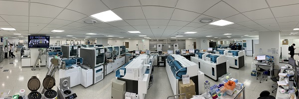 Yongin Severance Hospital introduces automated blood test