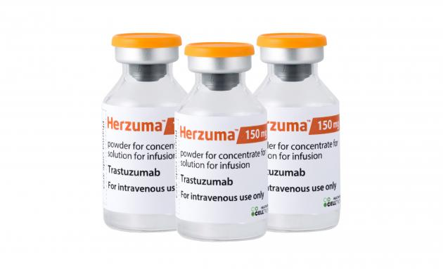 Herzuma wins 40% of market share in Japan
